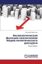 Aksiologicheskaya Funktsiya Neologizmov Media-Politicheskogo Diskursa