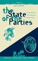 Boek cover The State of the Parties van John C. Green