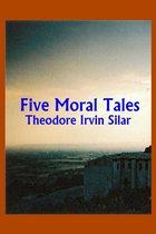Omslag Five Moral Tales