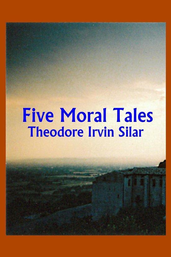 Omslag van Five Moral Tales