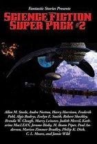 Boek cover Fantastic Stories Presents: Science Fiction Super Pack #2 van H. Beam Piper (Onbekend)
