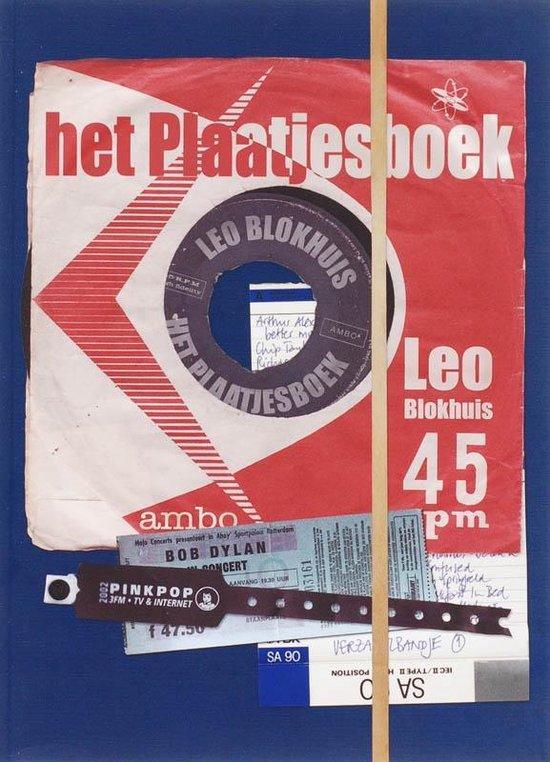 Boek cover Het plaatjesboek van Leo Blokhuis (Paperback)