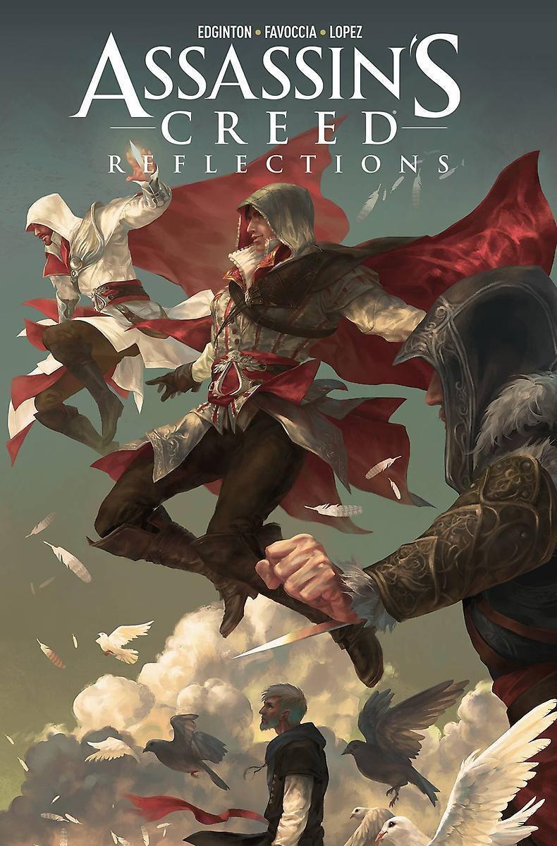 Assassin's Creed - ian edginton
