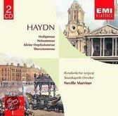 Haydn: Masses / Neville Marriner