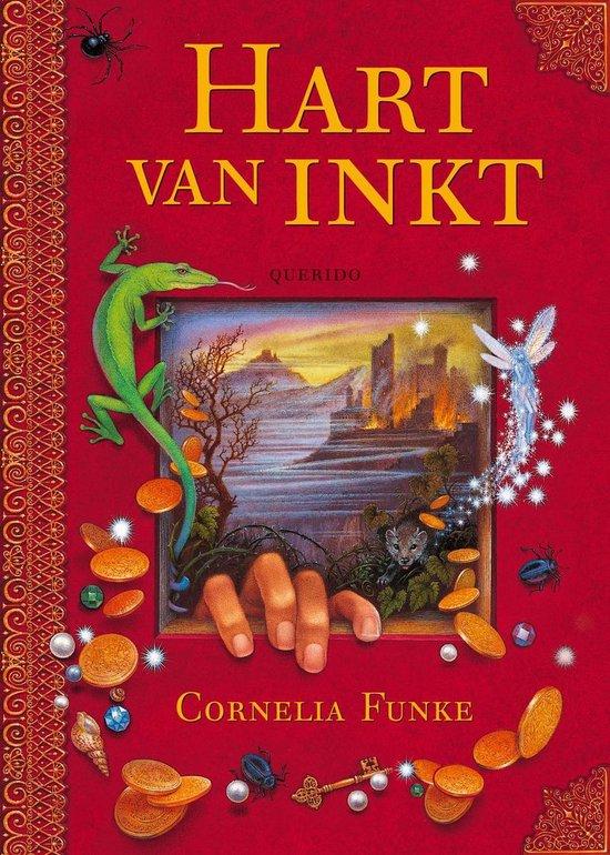 Cover van het boek 'Hart van inkt' van Cornelia Funke