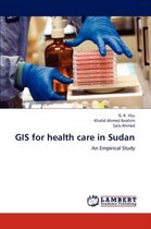 GIS for Health Care in Sudan