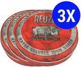 Reuzel High Sheen Pomade Pig - 3x 113gr