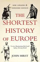 Boek cover The Shortest History of Europe van John Hirst