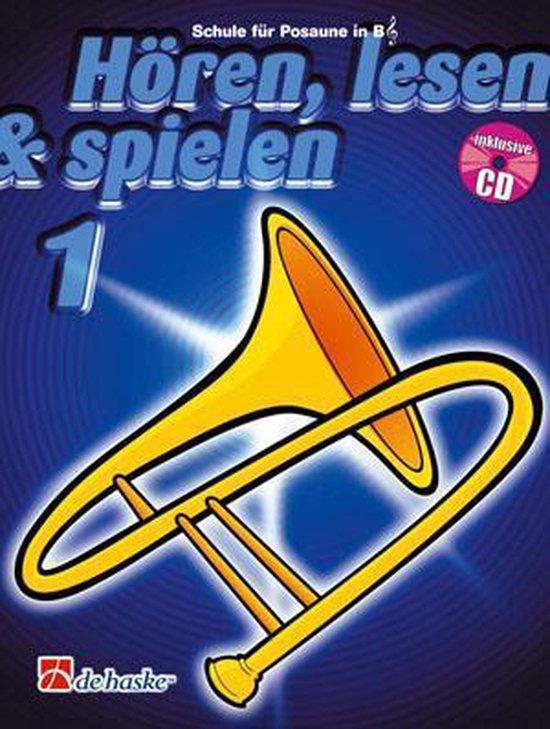 Hren Lesen Spielen 1 Posaune in B Tc - J.J.P. Kastelein | Fthsonline.com