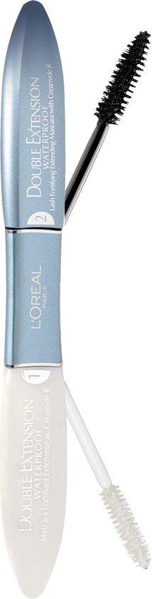 L'Oréal Paris Double Extension Waterproof Mascara - Zwart