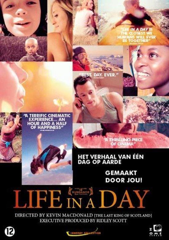 Cover van de film 'Life In A Day'