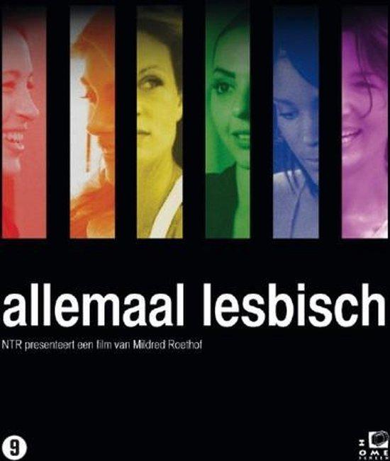 Cover van de film 'Allemaal Lesbisch'