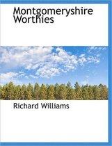 Boek cover Montgomeryshire Worthies van Aprn Edd(c) Williams, Angela