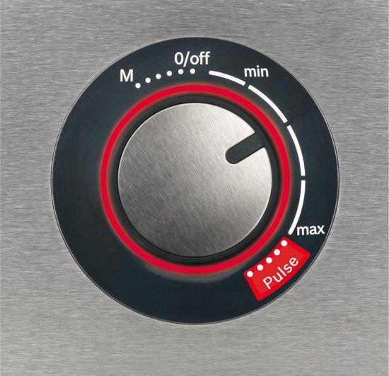 Bosch MCM68861 MultiTalent - Foodprocessor - RVS