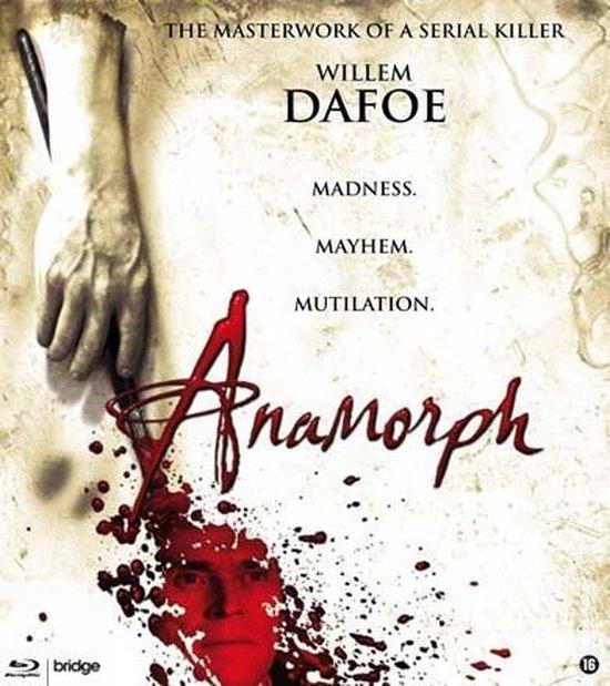 Cover van de film 'Anamorph'