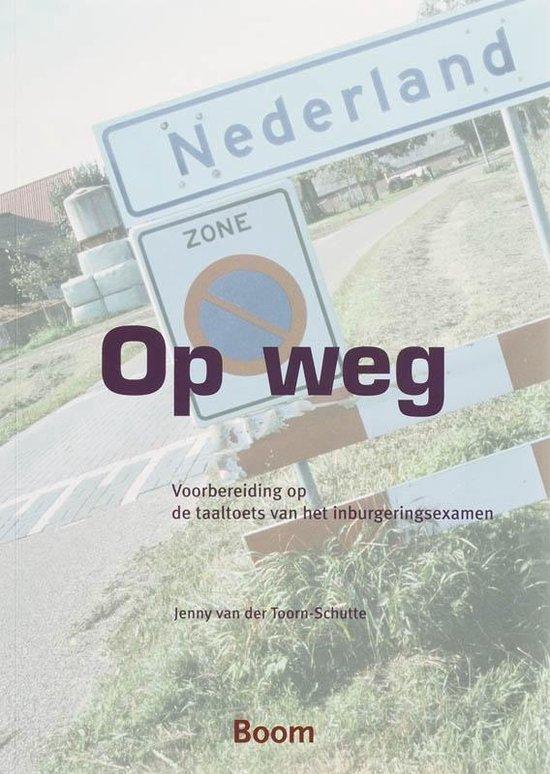 Boek cover Op weg van Jenny van der Toorn-Schutte (Paperback)