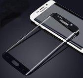 Samsung Galaxy S7 EDGE Screen protector - extra gehard glas – ZWART