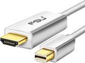 Thunderbolt Display Port DP naar HDMI Adapter Kabel / Adapter / Converter - Hoge Kwaliteit - Voor Apple / Mac / Macbook ( Pro ) – 1.8 meter