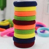 Haarelastiekjes Multi Color Elastische Bandjes Haar Elastiekjes / Haarbandjes / Hair Band / Haarclips - Voor Meisjes / Kinderen