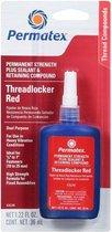 Permatex® Permanent Strength Threadlocker Red 26240