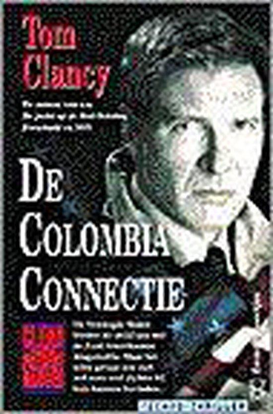 De colombia connectie - Tom Clancy |