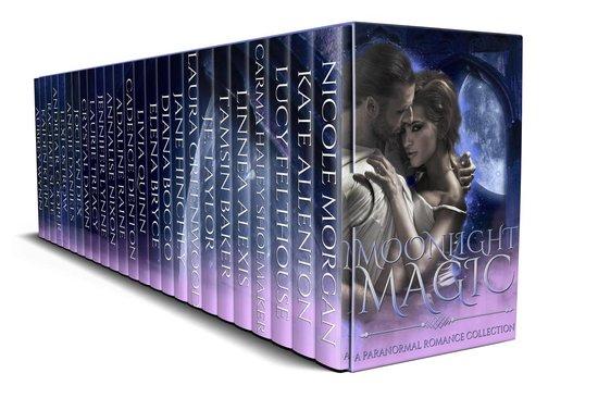 Boek cover Moonlight Magic van Annalise Nixon (Onbekend)