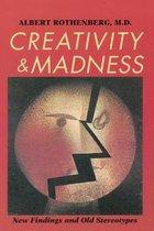Boek cover Creativity and Madness van Albert Rothenberg (Paperback)