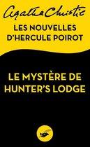 Omslag Le Mystère de Hunter's Lodge