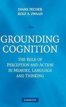 Boek cover Grounding Cognition van Diane Pecher
