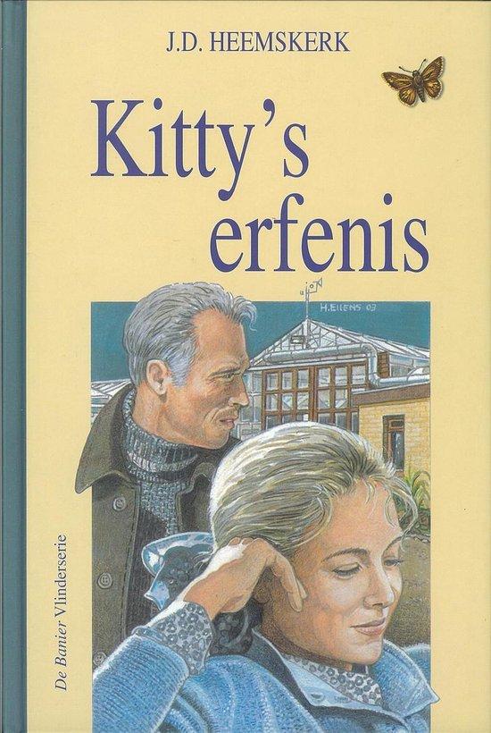 Vlinderreeks - Kitty's erfenis - J.D Heemskerk pdf epub