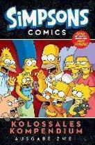 Simpsons Comics Kolossales Kompendium 02