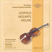 Leopold Mozart'S Violin