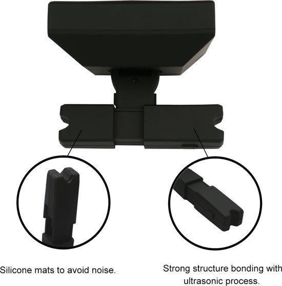 Universele iPad Tablet Houder en Smartphone Houder Auto Hoofdsteun 5 t/m 11 inch