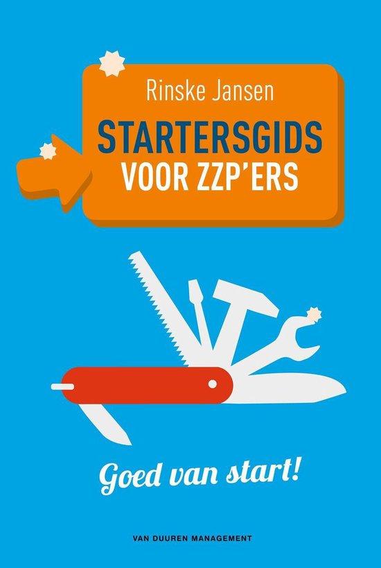 Startersgids voor ZZP'ers - Rinske Jansen |
