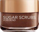 L'Oréal Paris Sugar Scrub Cacaoboter - Voedend