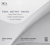 Henze: Royal Winter Music Ii