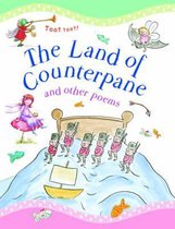 Boek cover The Land of Counterpane van Tig Thomas