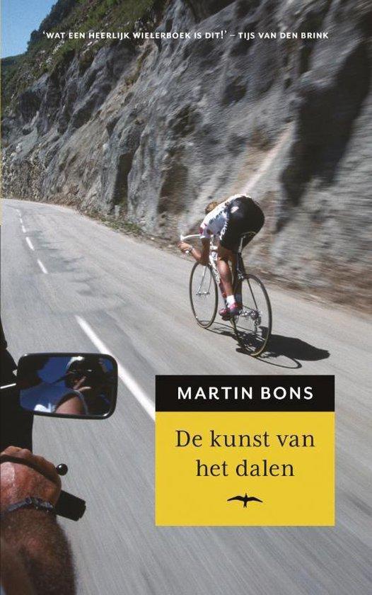 Cover van het boek 'De kunst van het dalen'