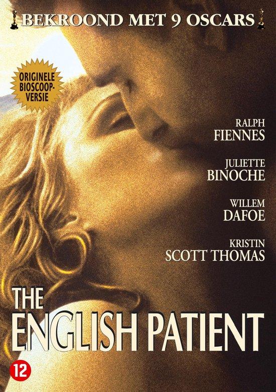 Cover van de film 'English Patient'