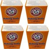 Baking Soda, ARM & HAMMER, 454 gram, 4 stuks
