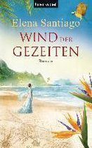 Boek cover Wind der Gezeiten van Elena Santiago