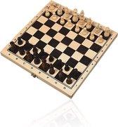 HOT Games Schaak-/backgammon Klapcassette??