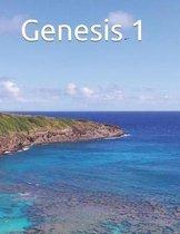 Boek cover Genesis 1 van Celia Ross