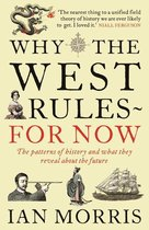 Boek cover Why The West Rules - For Now van Ian Morris