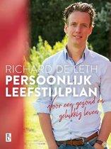 Boek cover Persoonlijk leefstijlplan van Richard de Leth (Paperback)