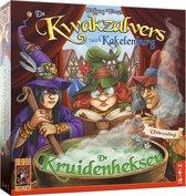 De Kwakzalvers van Kakelenburg: De Kruidenheksen Bordspel