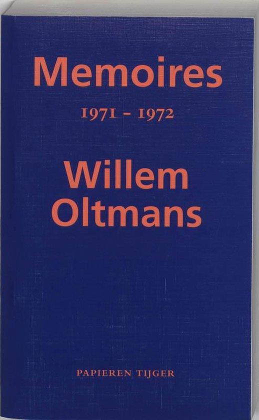 Memoires / 1971-1972 - Willem Oltmans  