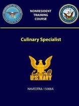 Culinary Specialist - NAVEDTRA 15008A
