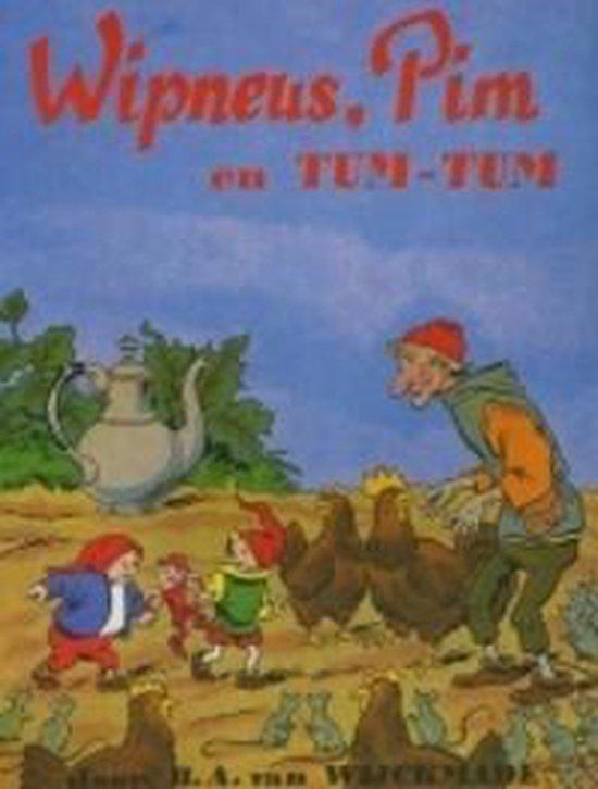Wipneus, Pim En Tum-Tum - B.A. van Wijckmade  