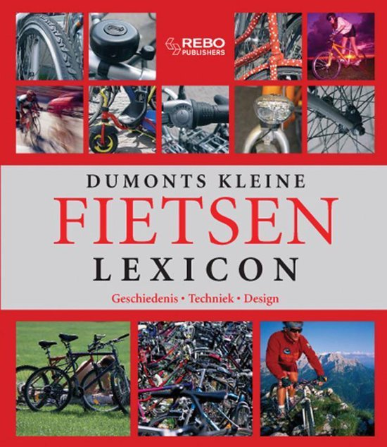 Dumonts Kleine Fietsen Lexicon - T. Pehle |